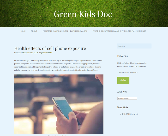 Green Kids Doc